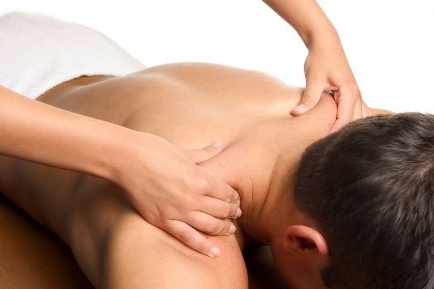 ontspanning massage sport massage