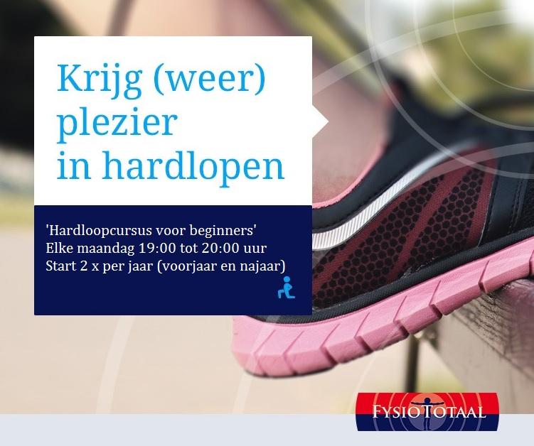 beginnerscursus hardlopen