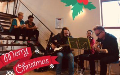 Swingend de Kerst in!