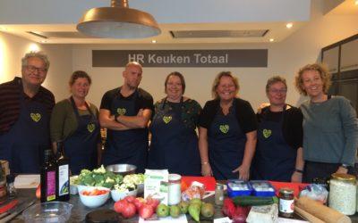 Kookworkshop groot succes!