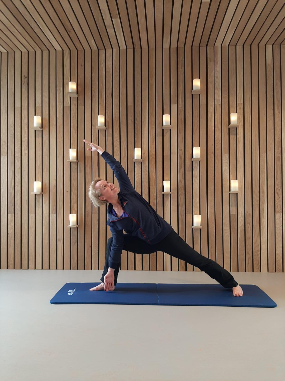 Yoga voor lichaam en geest